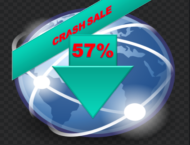 Crash Sale to Beat the CRUSHER
